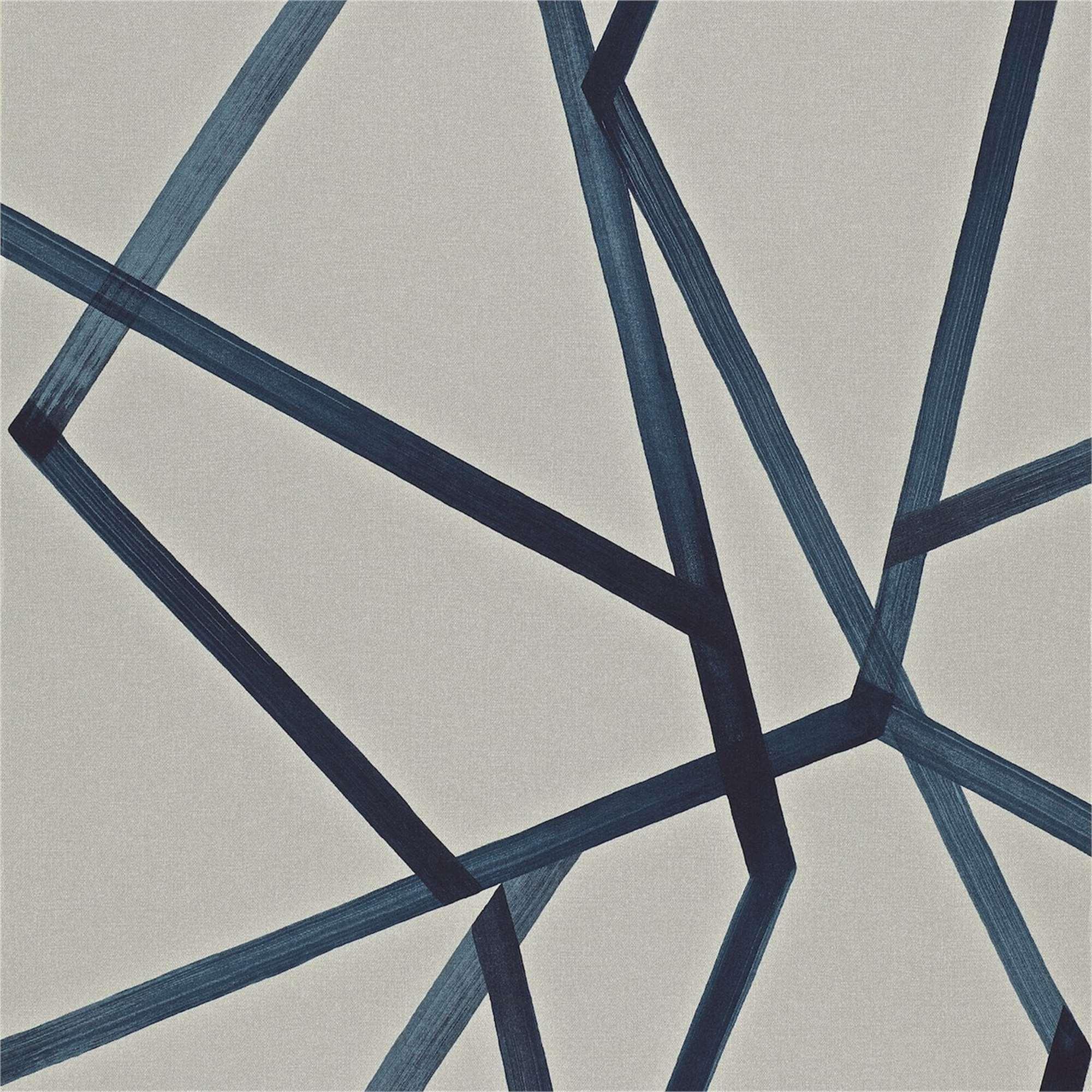 Carta Da Parati Geometrica.Rotolo Carta Da Parati Fantasia Geometrica Tina Codazzo Home