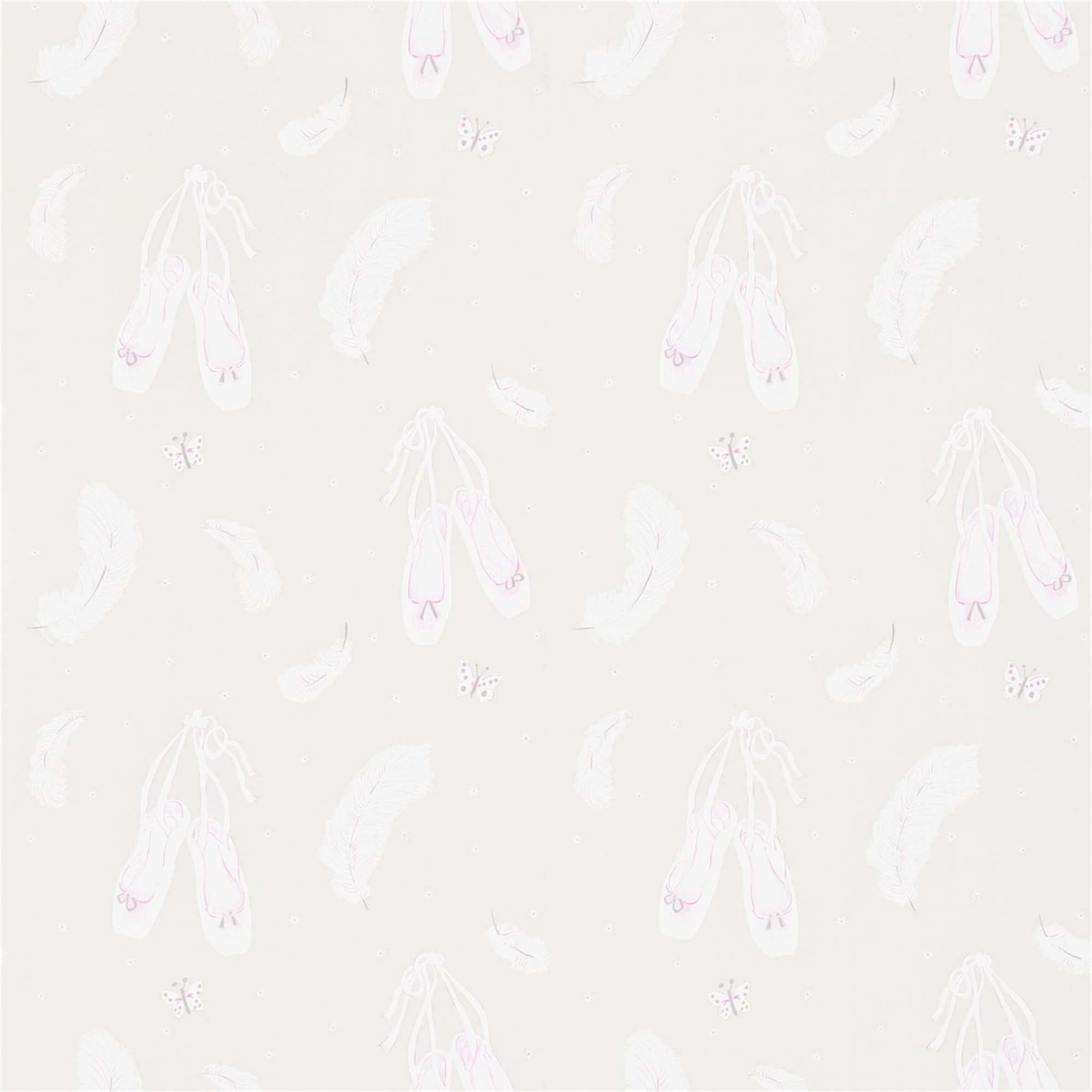 Rotolo carta da parati scarpette da danza tina codazzo home for Rotolo carta parati