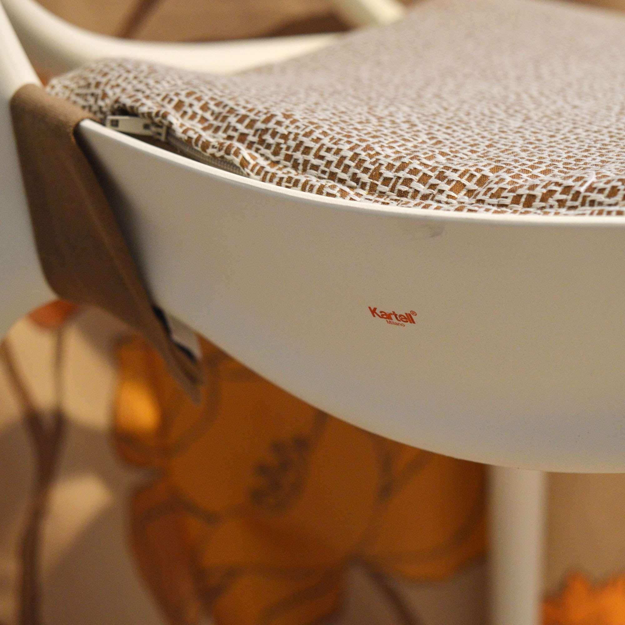Cuscini per sedie Kartell modello Masters   Tina Codazzo Home